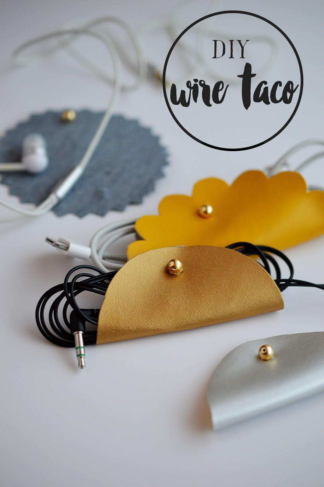 DIY Wire Tacos | Motte's Blog