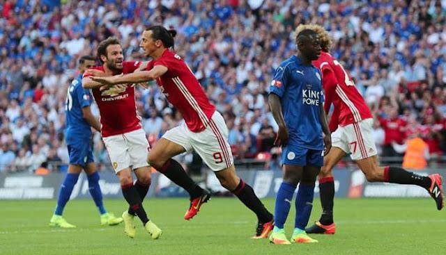 Manchester United vs Leicester en vivo 26 agosto