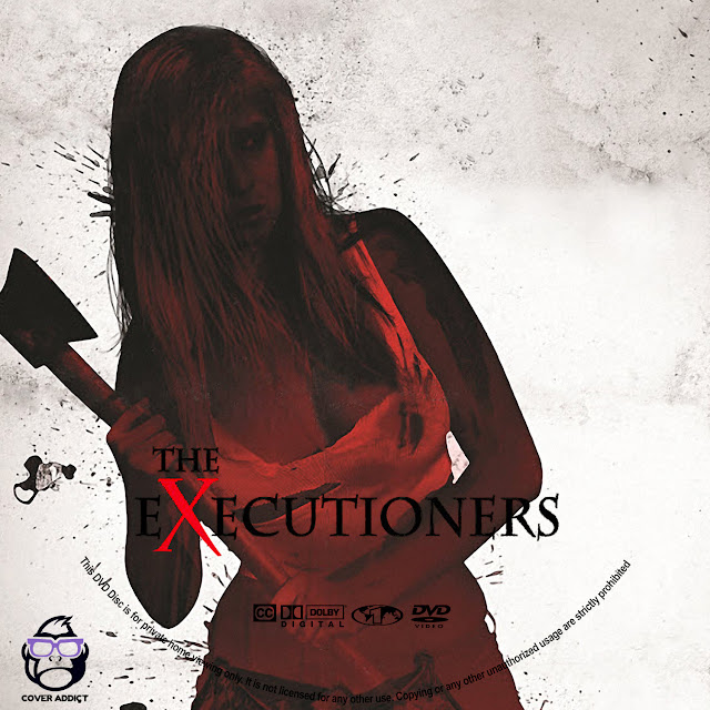 The Executioners DVD Label