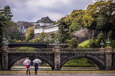 Imperial Palace | Paket Tour Wisata Jepang Islami Murah