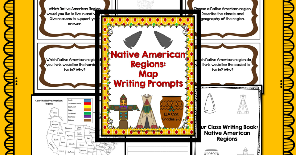 Celebrate Native American Heritage on Latest Opinion Writing Prompts
