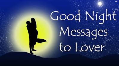 good night text messages to send someone you love