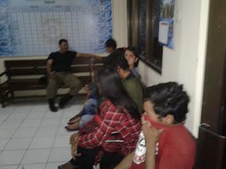 Ngamar Dibulan Ramadhan, Lima Pasangan Mesum Di Ciduk Satpol PP Kota Cirebon