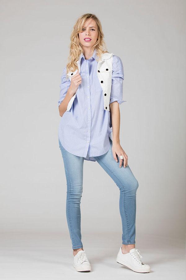 Moda camisas de mujer ropa de moda 2018. Moda 2018.