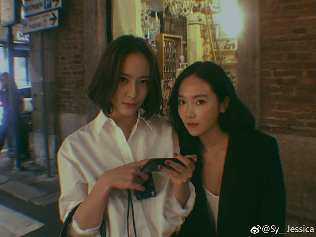 Jung Sisters Milan Fashion Week