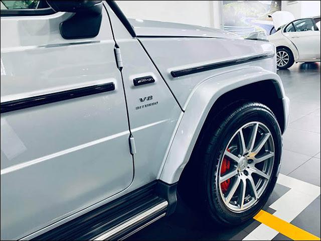 Mẫu SUV việt dã hạng sang nhà Mercedes-Benz được bàn giao cho những khách hàng đầu tiên tại Việt Nam