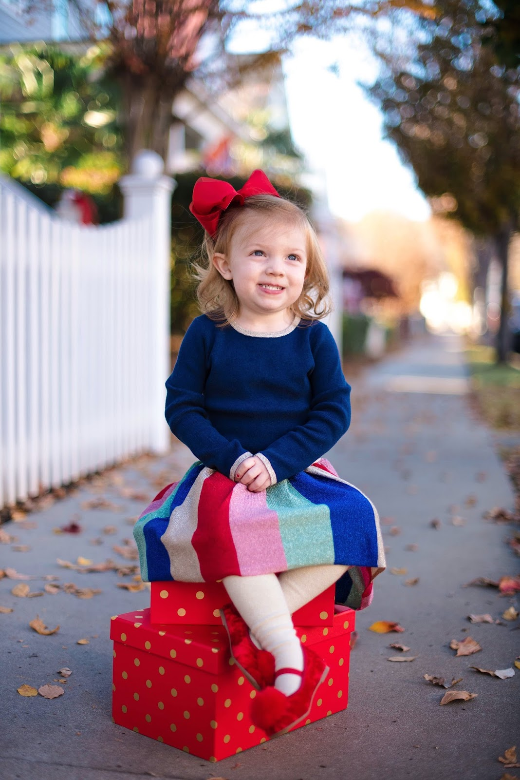 Toddler Holiday Style - Something Delightful Blog