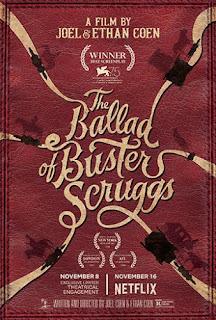 La balada de Buster Scruggs en Español Latino