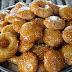Hướng dẫn cách làm bánh vòng và bánh cam ngon ngon