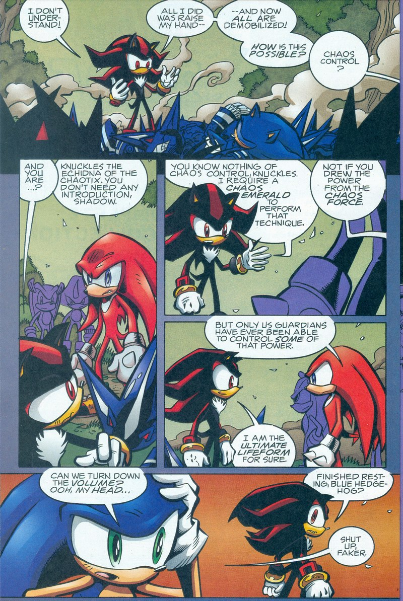 Read online Sonic The Hedgehog comic -  Issue #159 - 14