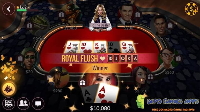 Download Zynga Poker Texas Holdem Apk Latest Version