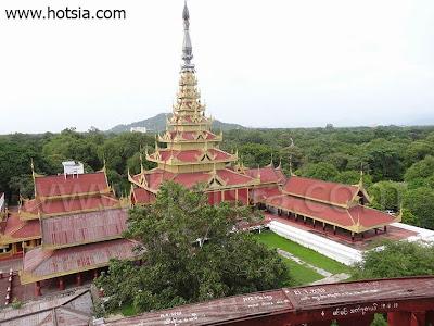 พระราชวังมัณฑะเลย์ (Mandalay Palace)