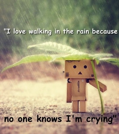 Love Quote I Love Walking In The Rainlove Quotations And Famous