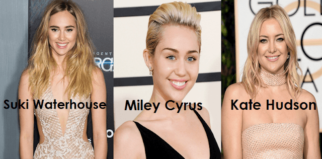 Miley Cyrus, Suki Waterhouse And Kate Hudson Private Photos Leaked Online