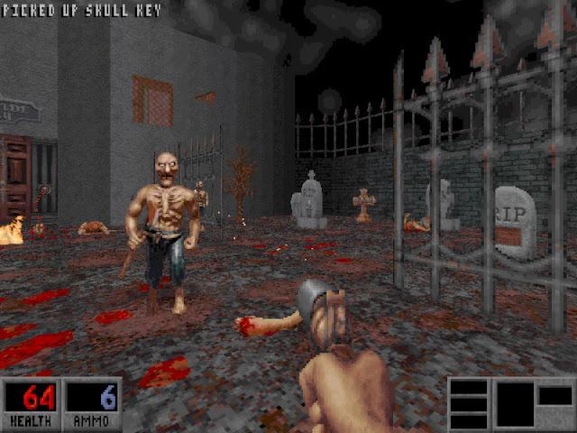 Blood PC Game