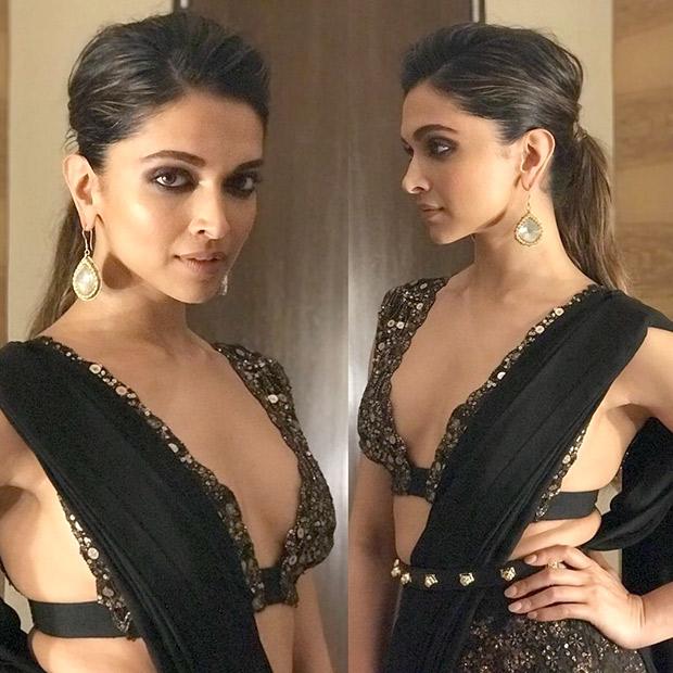 Deepika Padukone's Bold and Beautiful Look at GQ Fashion Nights