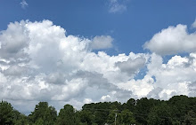 Clouds over Mint Hill, NC