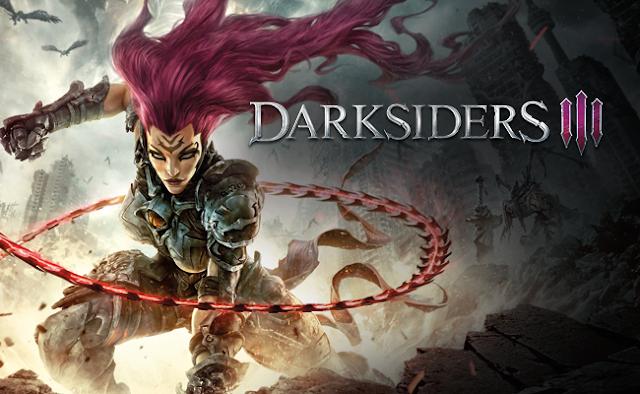 الكشف عن فيديو جديد مدته 11 دقيقة لطريقة اللعب من إصدار Darksiders 3 ، ما رأيكم في اللعبة ؟