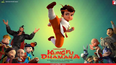 Chhota Bheem Kung Fu Dhamaka Full Movie Download