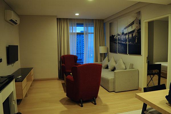 ruang hotel dalam