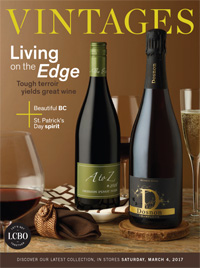 LCBO Wine Picks from March 4, 2017 VINTAGES Release