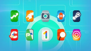 STAX Icon Pack v2.1 Patch Paid APK