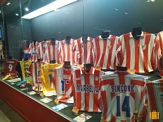 Museo Atlético de Madrid