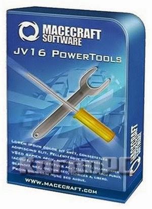 jv16 PowerTools X 4.0.0.1477 + Key