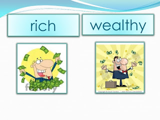 synonyms - rich - wealthy - xpinoblog