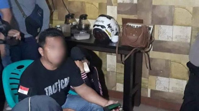 Oknum PNS Kesbangpol Ngamuk Saat Dipergoki Ngamar Bareng Selingkuhan