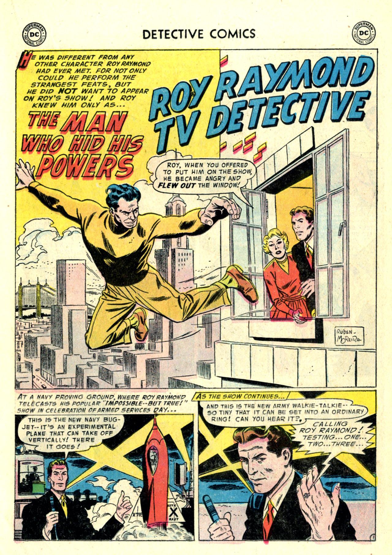 Detective Comics (1937) 234 Page 16