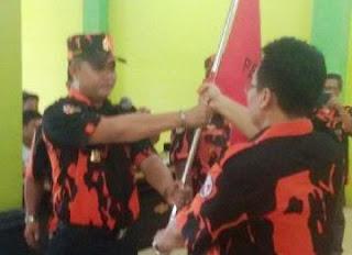 Sawaludin Terpilih Jadi Ketua Pemuda Pancasila Lotim