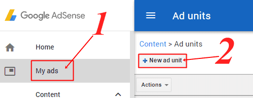 Adsense matched content ads approval,