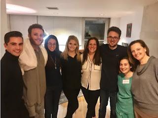 Orlagh Cassidy Origin Theatre 1st Irish Festival 2018