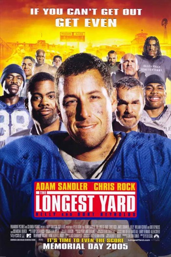 The Longest Yard 2005 Dual Audio Hindi Movie Download