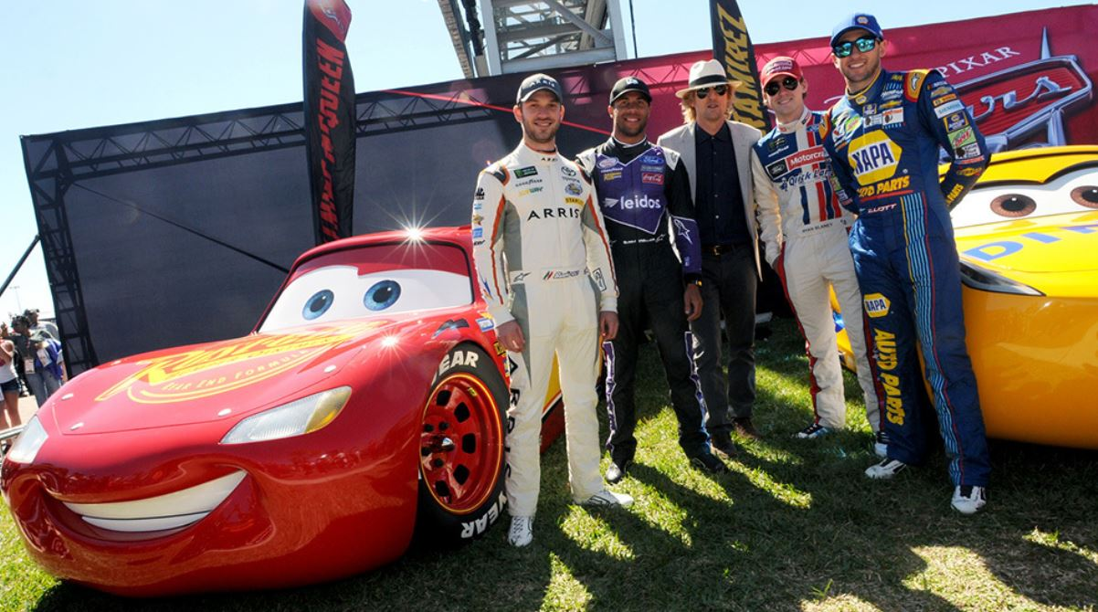 Arizona Families Disney Pixars Cars 3 Road To The Races Coming