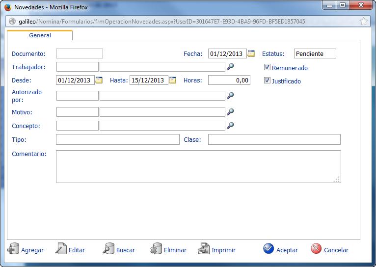 sistema de nomina, software de nomina, nomina en la nube, nomina cloud computing venezuela, nomina online, nominas web