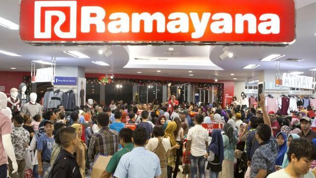 Lowongan Kerja Terbaru PT Ramayana Lestari Sentosa, Tbk. | Posisi: SOP Officer, Fashion Merchandising, Data Analyst
