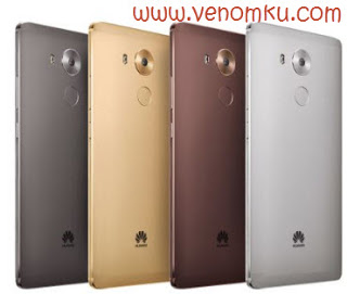 no.9 Huawei Mate 8