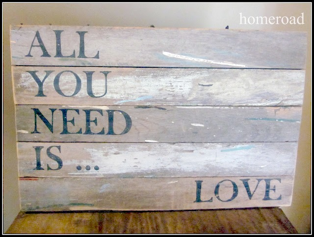 How to Make a Pallet Sawhorse Sign
