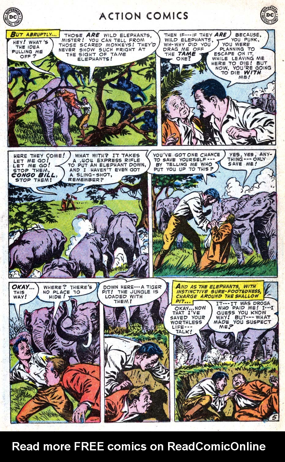 Action Comics (1938) 182 Page 20