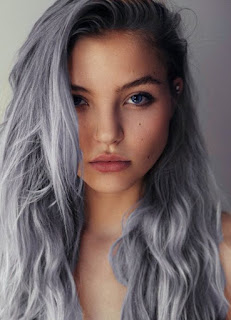 gray hair color