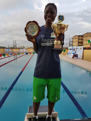 We Have Only One Competition in Swimming in a Year-Tonjoor