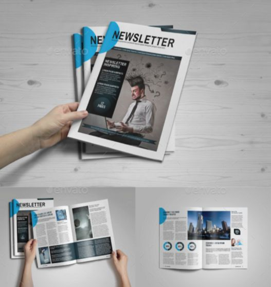 21. Multipurpose Newsletter Bundle Vol. 1