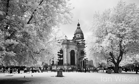 Birmingham in Infra Red