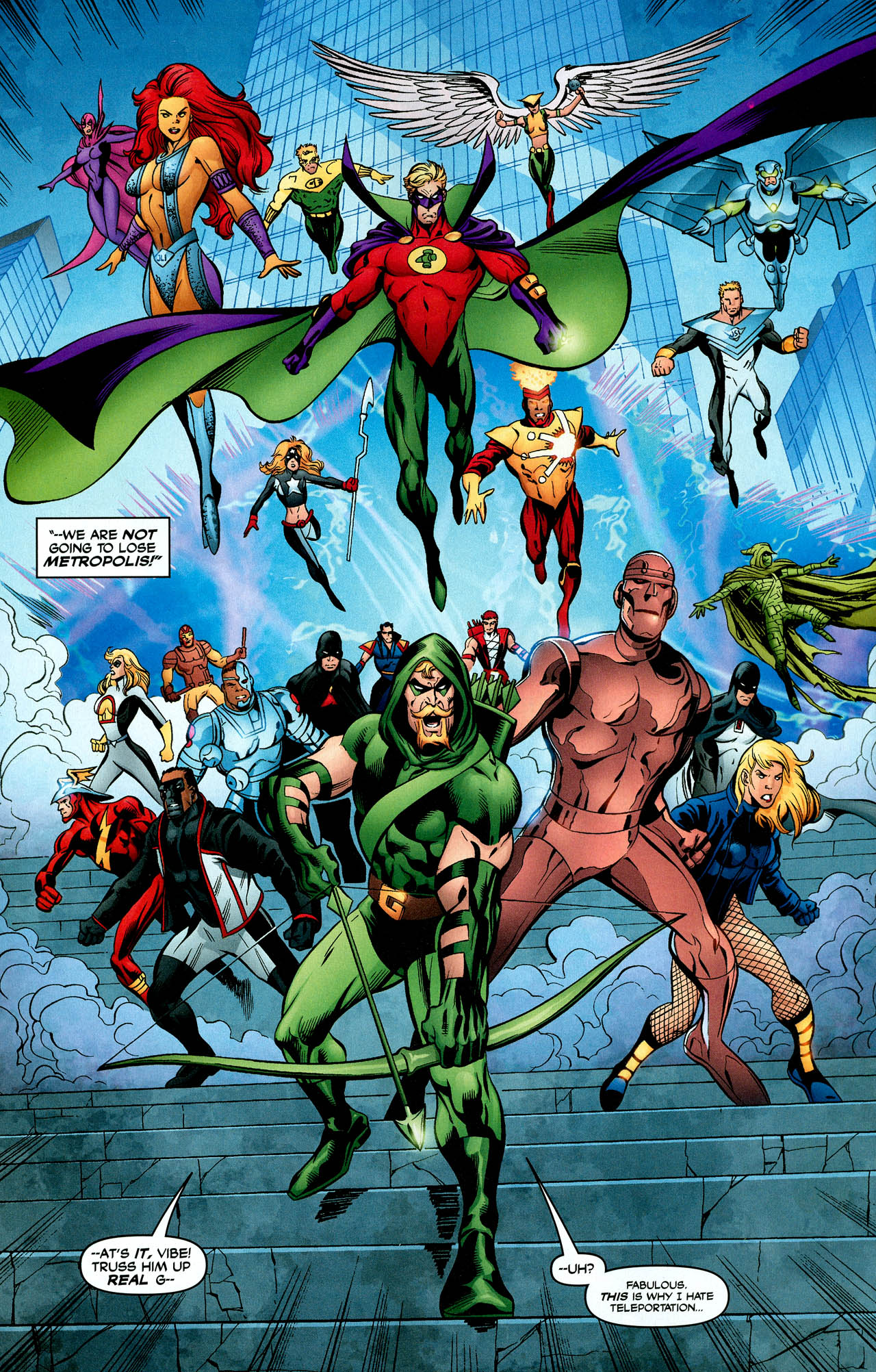 Read online Trinity (2008) comic -  Issue #29 - 24