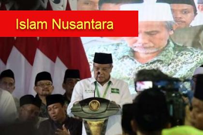 Pengertian Islam Nusantara Harus Dipahami Umat Islam Indonesia