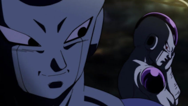 "will the evil emperor Frieza form an alliance with Frost in the "" tournament of power "" ?"