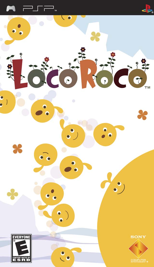 Loco Roco - PSP - ISO Download
