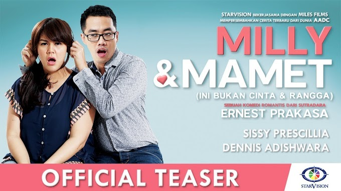 Review Film Konflik Keluarga Muda antara Milly & Mamet